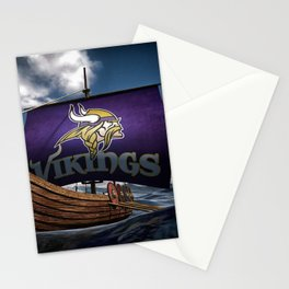 Viking Ship Stationery Cards