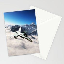 F-18 Hornet Stationery Cards