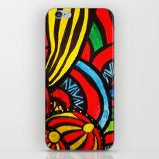 Vibrations iPhone & iPod Skin