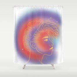 A R I E S Shower Curtain