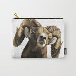 Big Horn Ram Carry-All Pouch