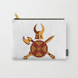 Norse War Icon Carry-All Pouch