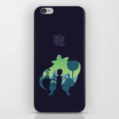 Piccolo Daimaō iPhone & iPod Skin