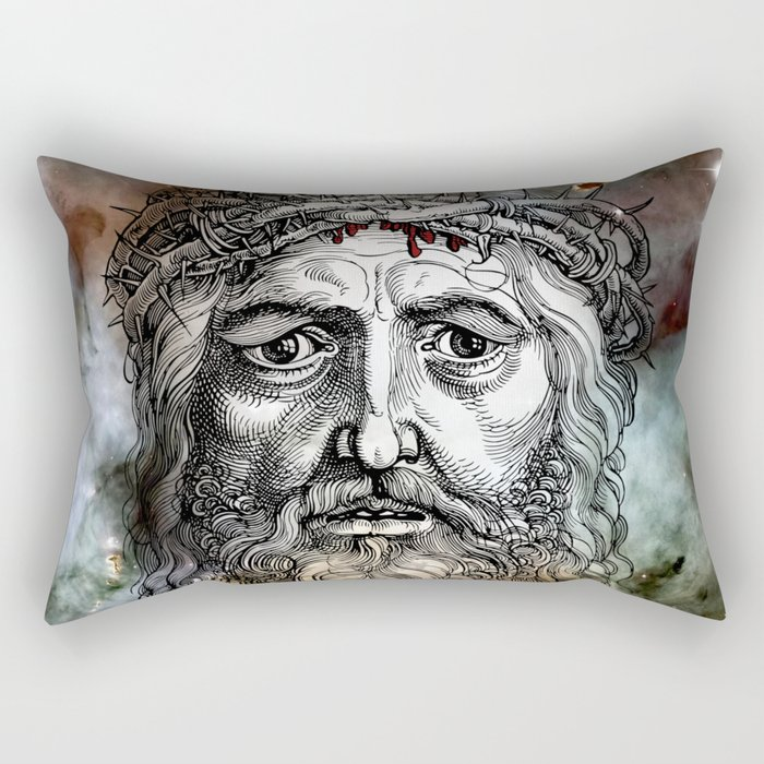 SACRED SPACE Rectangular Pillow