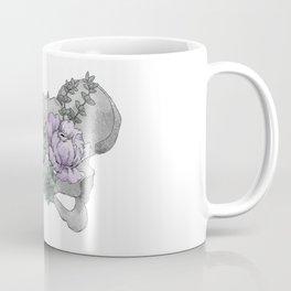 Floral Pelvis Coffee Mug