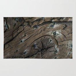 Wood and Nails Rug