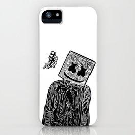 Mello Love iPhone Case