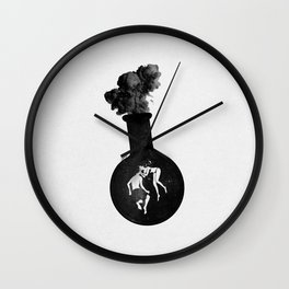 The chemistry between us. Wall Clock