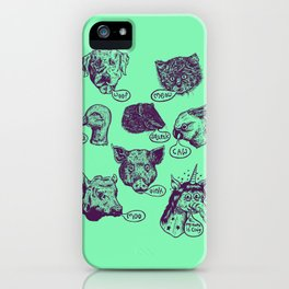 Pet Sounds iPhone Case