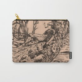 Pipes and Contemplation Carry-All Pouch