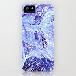 Frozen Man iPhone Case