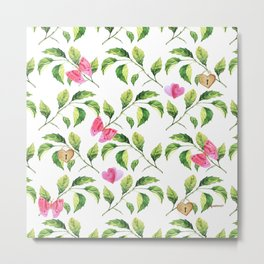 Got That Spring Feeling - Bagaceous Metal Print