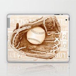 Softball Laptop & iPad Skin