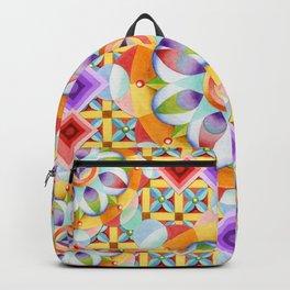 Avalon Mandala Backpack