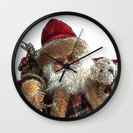 Christmas_20171104_by_JAMFoto Wall Clock