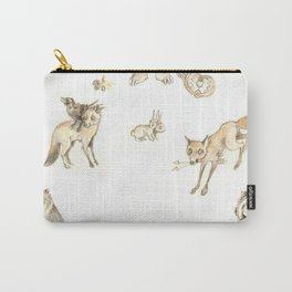 Woodland Uprising Carry-All Pouch