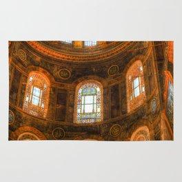 Hagia Sophia Istanbul Rug