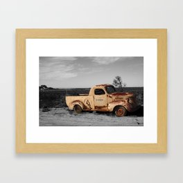 Bugger Framed Art Print