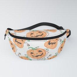 Halloween Pumkins Fanny Pack