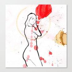 the wait 2 Canvas Print