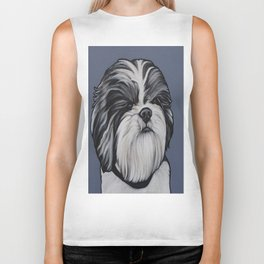 Products for Herbie the Shih Tzu Biker Tank