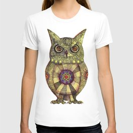 Fortune Owl  T-shirt