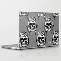 kindle Laptop & iPad Skins featuring 101 by ALLSKULL.NET