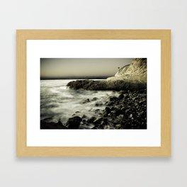 Palos Verdes Framed Art Print