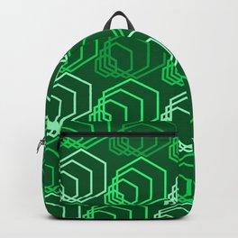 Op Art 116 Backpack