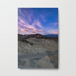 Death_Valley 5587 - Zabriskie_Point Sunrise Metal Print