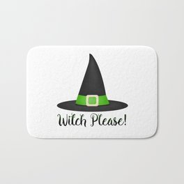 Witch Please! Bath Mat