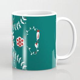 Botanic Esmerald Coffee Mug