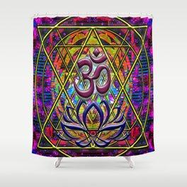 Rego Industries Mandala Shower Curtain