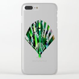 The Scouring Rush Clear iPhone Case