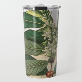 Coffea arabica Travel Mug