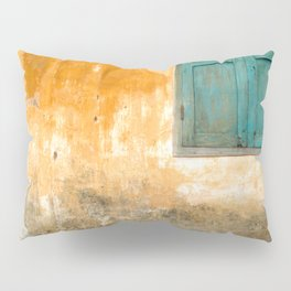 Antique Chinese Wall of Hoi An Pillow Sham