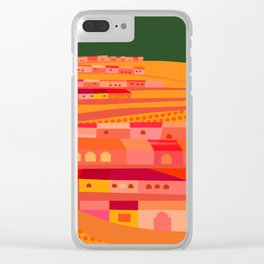 Rosarito Road Clear iPhone Case