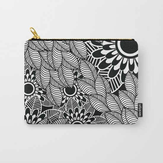 Pattern K Carry-All Pouch