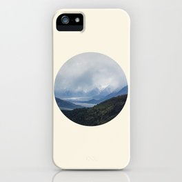 Mountain Valley Lake iPhone Case