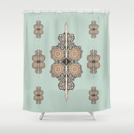 Onism Shower Curtain
