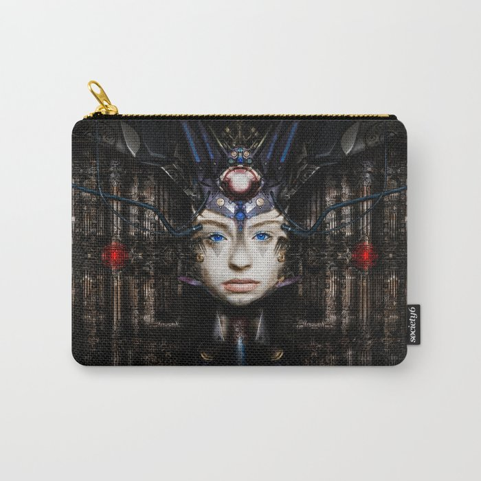 THE ORACLE Carry-All Pouch