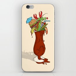 The Ultimate Bloody Mary iPhone Skin