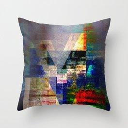 Spitzbergen II Throw Pillow