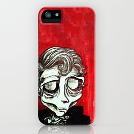 Numero 11,  August Ghoul #11 iPhone Case