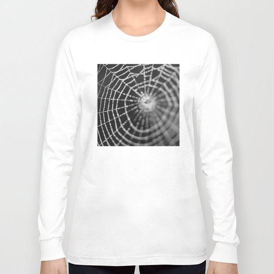 Bokeh Web  Long Sleeve T-shirt