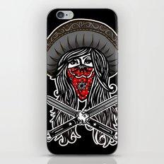 La Bandida iPhone & iPod Skin
