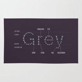 Grey's Anatomy Rug
