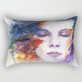 Vivid Dreaming Rectangular Pillow