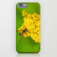 Paper Wasp - Yellow Flowers iPhone 6s Slim Case