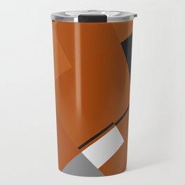 Bending Rectangles Travel Mug